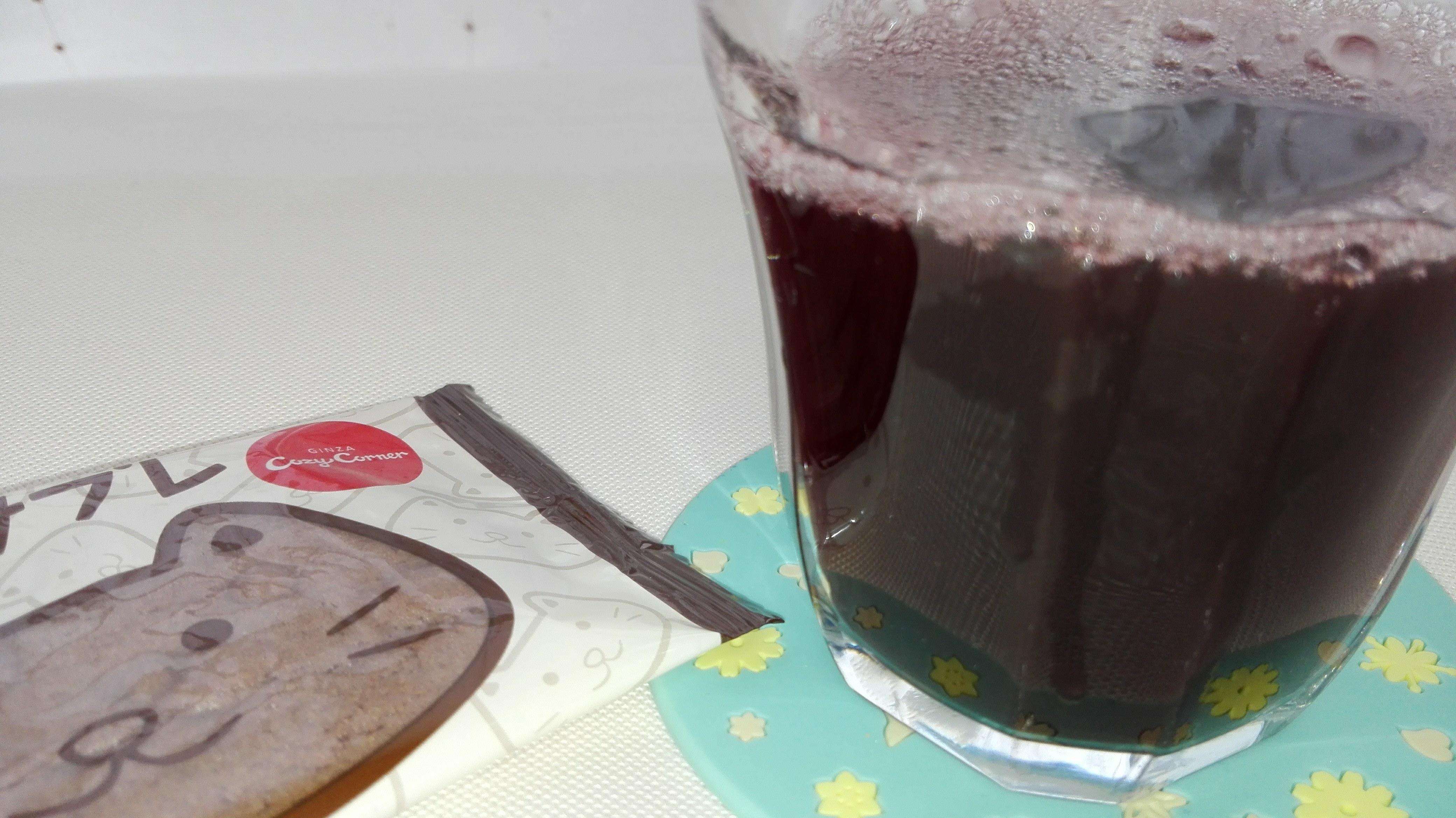 普通の「飲む酢」とは全く別品!オークスハートの「デザートビネガー」♪